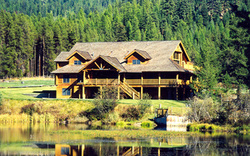 The Emily A Bed Amp Breakfast In Seeley Lake Montana