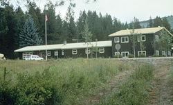Cabinet Ranger District in Trout Creek Montana